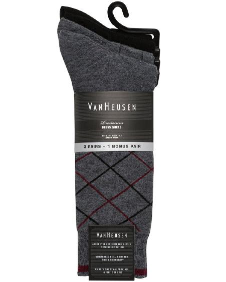 Van Heusen | Men's Shocks Image