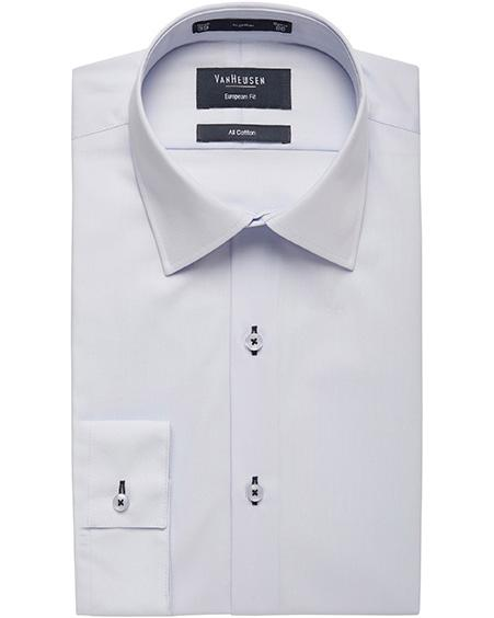 VanHeusen | European Fit 100% Cotton Shirt Image