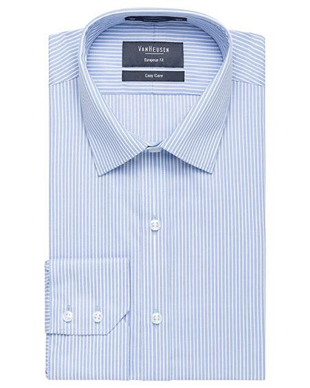 VanHeusen | European Fit Stripe Shirt Image